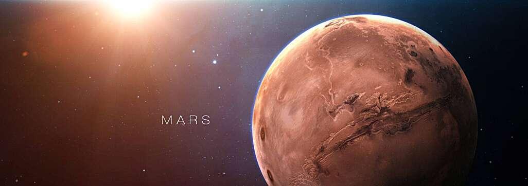 Schamanisches Seminar Mars